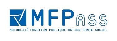 Logo MFPASS - Mutualité Fonction Publique Action Santé Social
