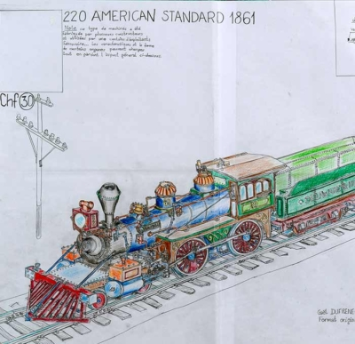 220 American standard 1861 2014
