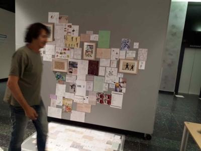Exposition « Les Explorateurs – Art et nouveaux territoires. » Art actuel / Art brut