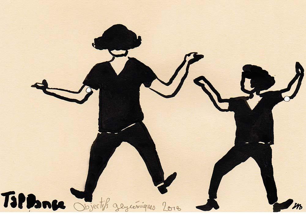 Natacha Guiller. Tap Dance