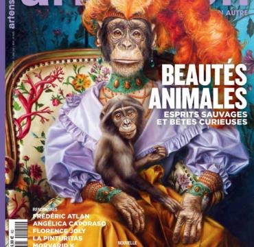 Magazine Artension - Couverture numéro 155 - Mai/Juin 2019