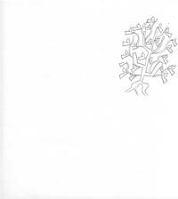 Grégoire Koutsandréou. Plante inventée 9, crayon sur papier, 25x25 cm, 2019. 150 euros