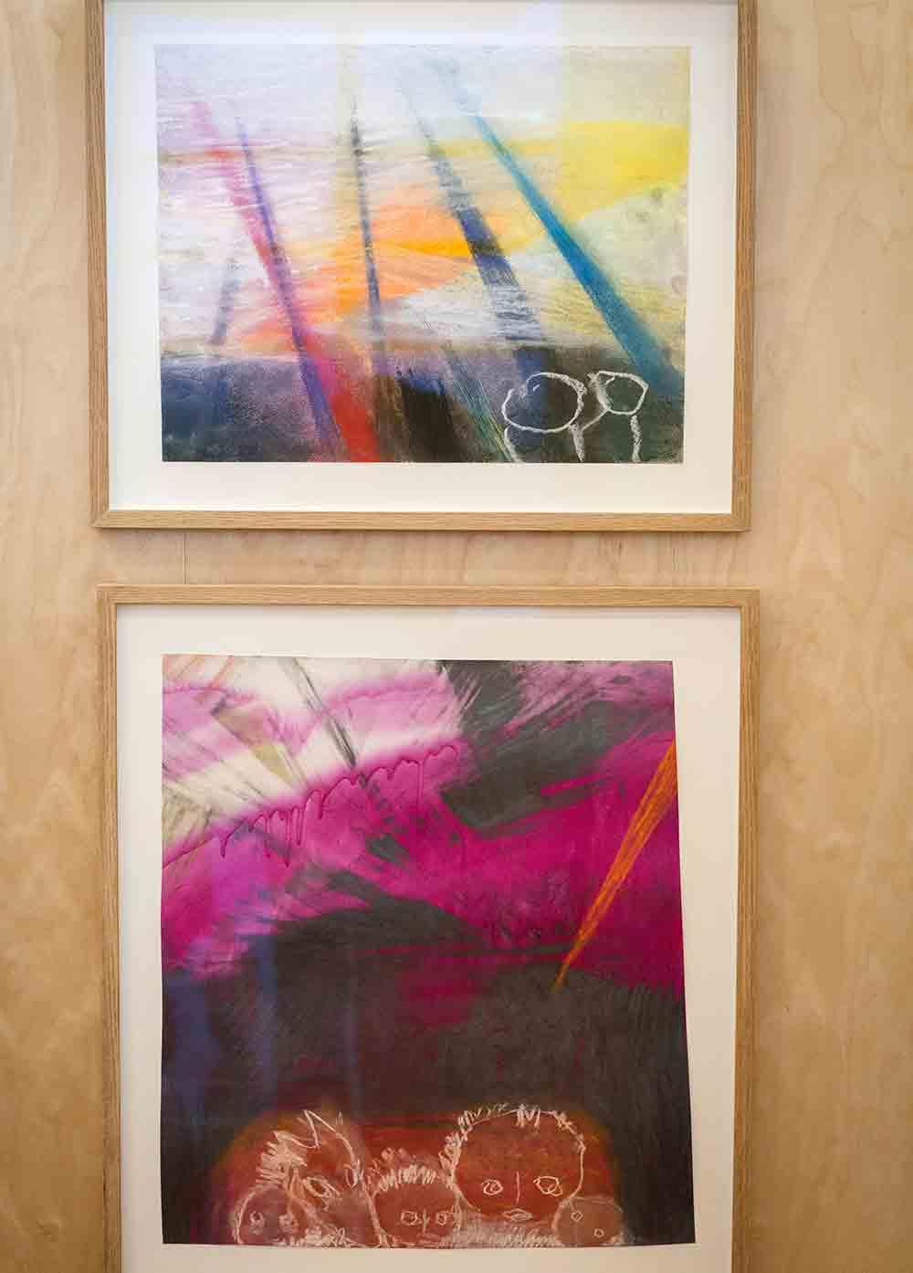 Miriam Cahn. Collection #ArtSansExclusion. © MGEN