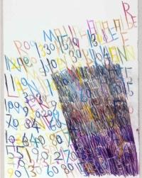 WYtze Hingst. Crayon sur papier, JYG_8597,2018, 50x40, © EgArt/BZVW/JYGucia. 350€