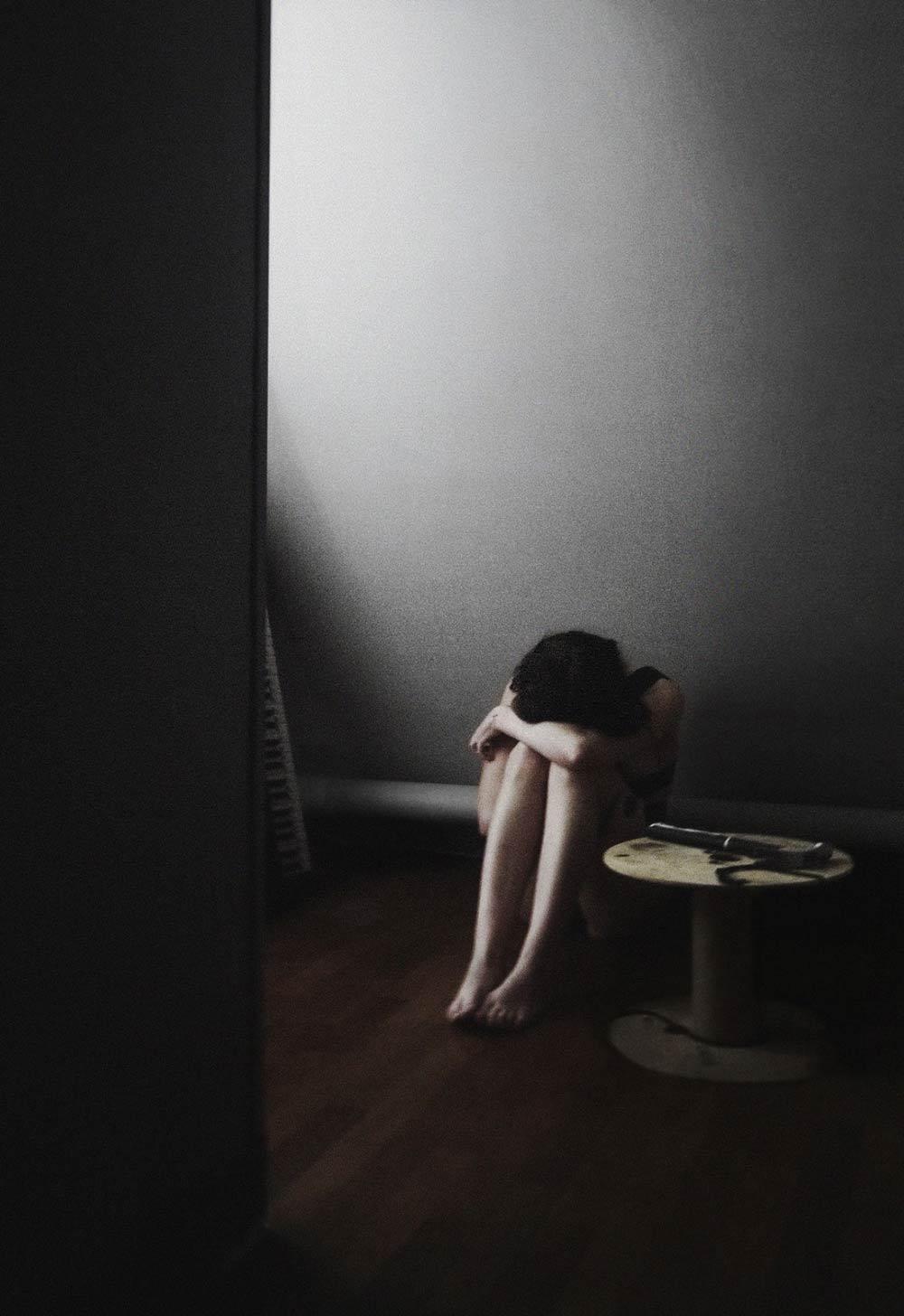 Aline Khieu. Autismus, 2020. Photo numérique reflex Lumix