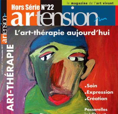 Hors-Série Artension sur l'art-thérapie aujourd'hui.