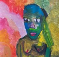 Sébastien Proust, Femme africaine